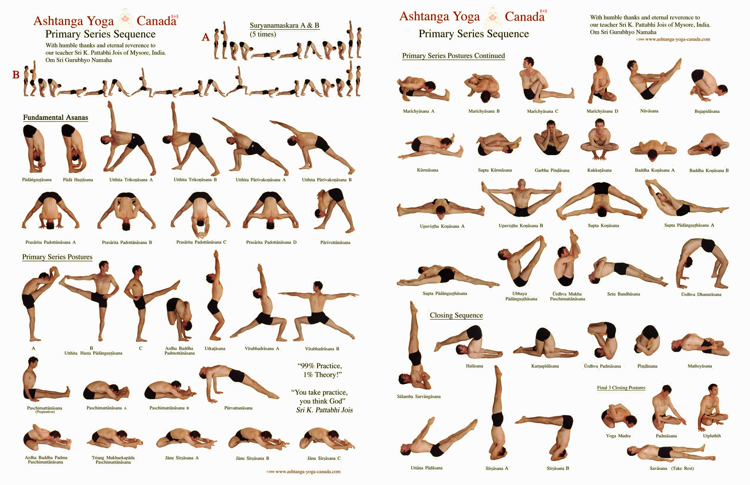 Ashtanga Yoga Root Of All Modern Vinyasa Flow Practices Yoga District