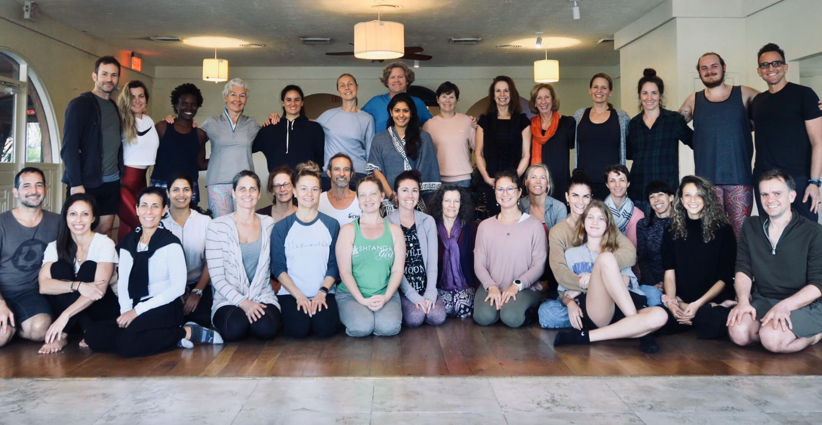 Ashtanga Yoga Worldwide